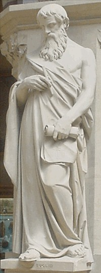 Statue of Euclid